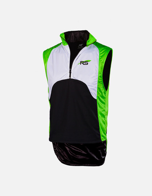 Vest green m anglee