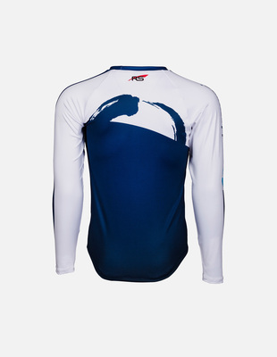World rowing ls blue m 05e
