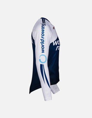 World rowing ls blue m 07e