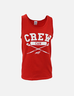 Crew can tank red