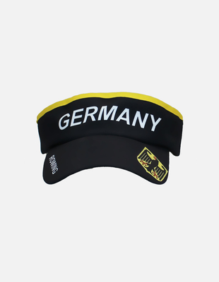 International visor germany front