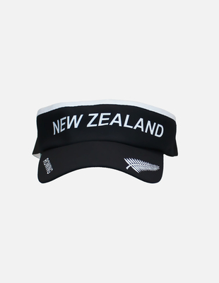 International visor new zealand front
