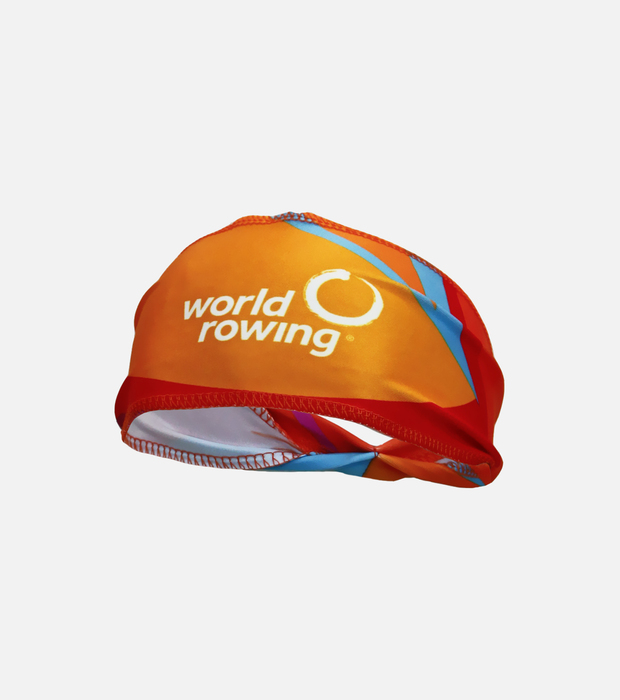 World rowing headband
