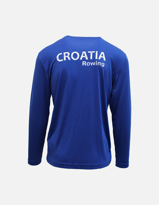 International tech longsleeve croatia back