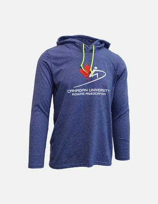 Cura hoodie blue