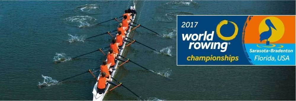 World rowing banner new