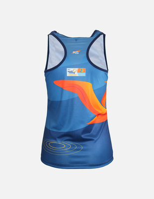 World rowing 2017 sub tank womens back