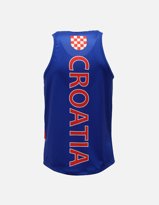 International tank croatia back