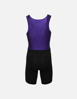 Catch uni purple back