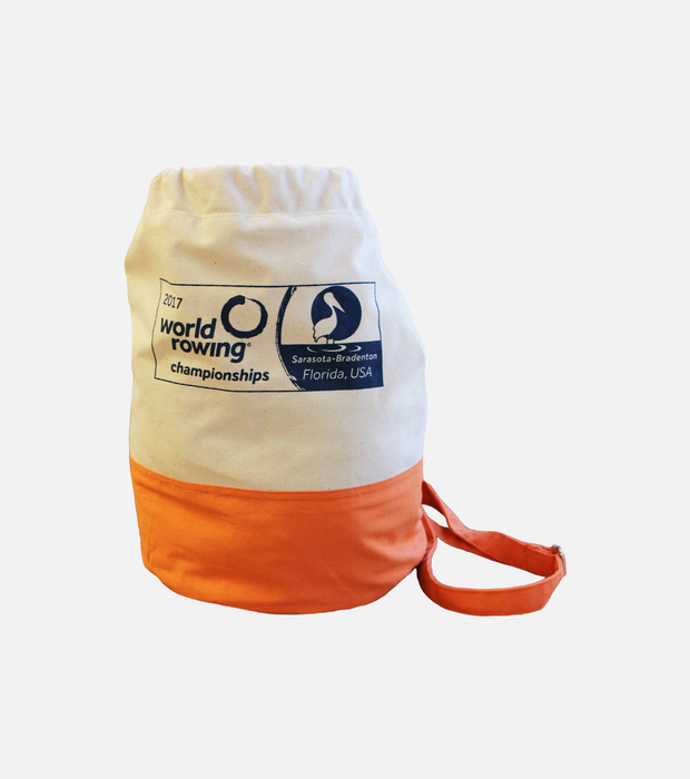 Wr 2017 beach bag orange