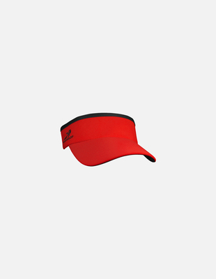 Headsweats visor red