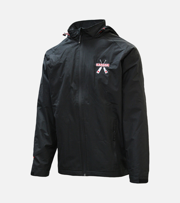 Paddlers anorak mens black