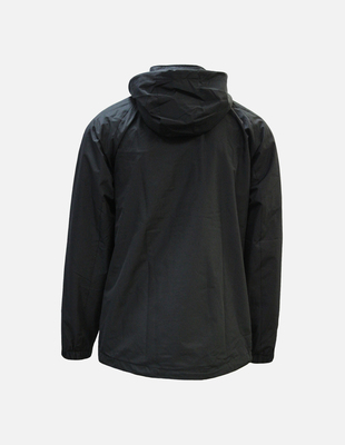 Paddlers anorak mens black back