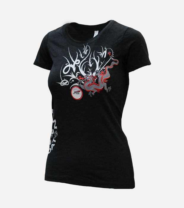 Db tribal tee womens