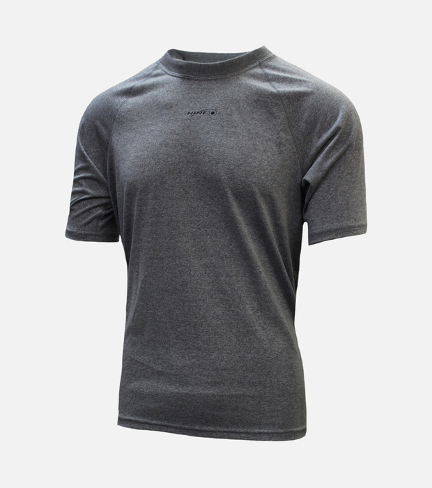 Powerline ss grey mens