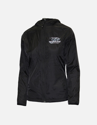 Ice db fuzzy jacket black