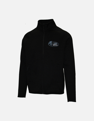Ice db sweater jacket black