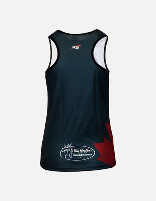 Ottawa db tank women's back