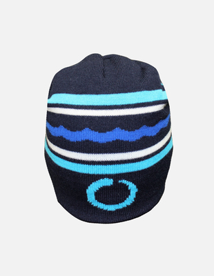 Knit toque back