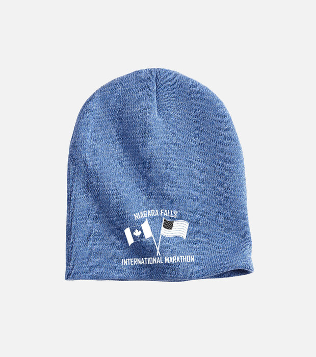 Blue toque