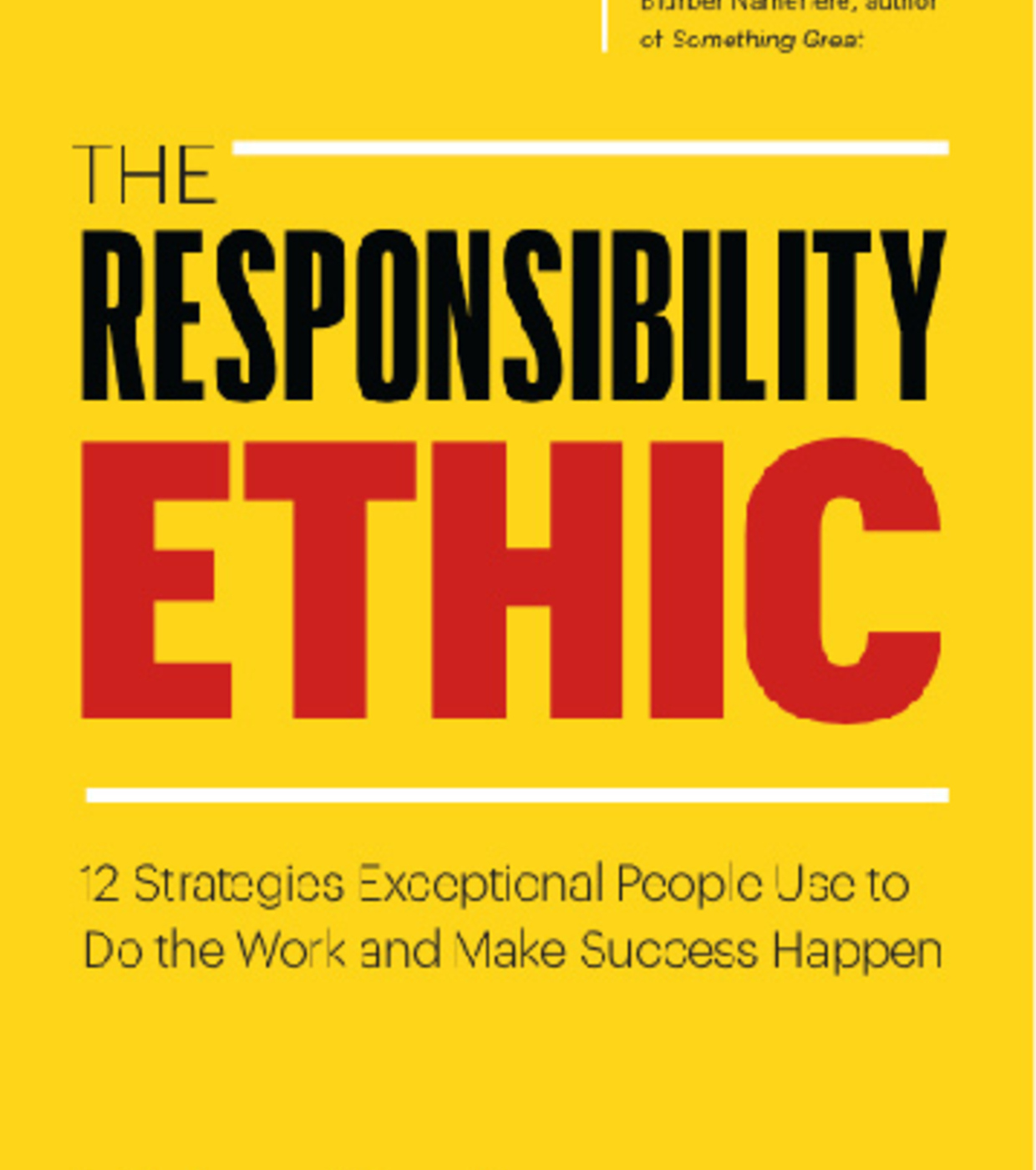 Responsibility ethic book cover edit